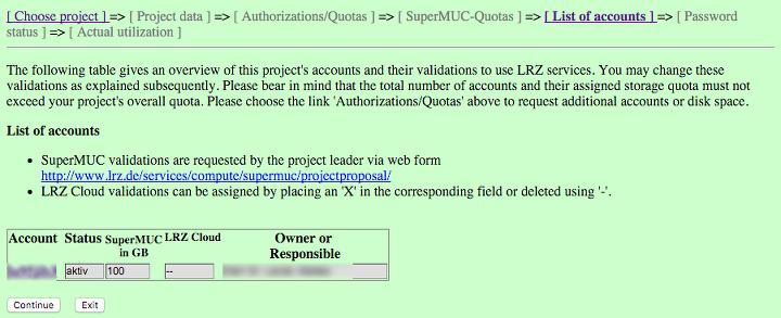 ID Portal user platform