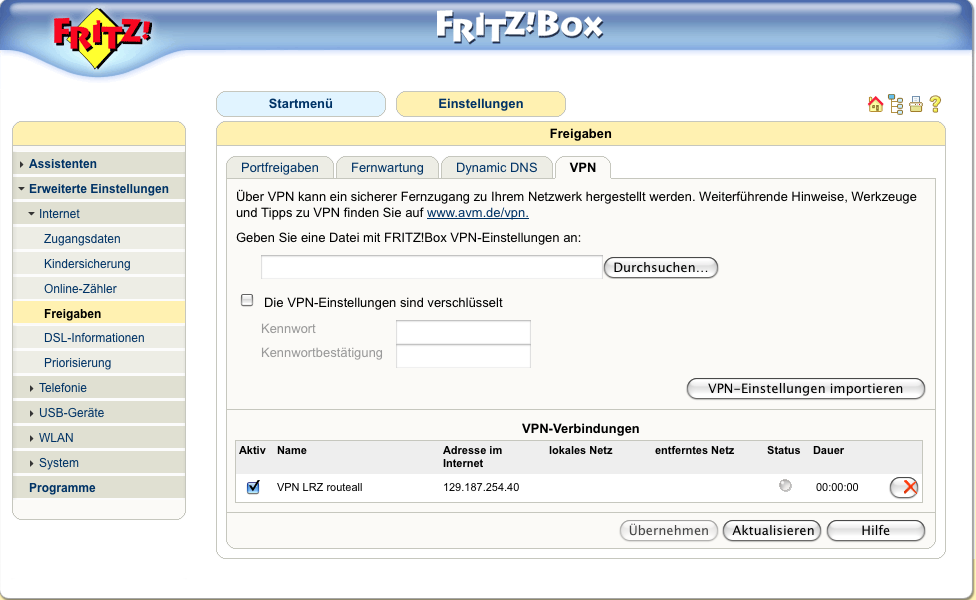 FRITZ!Box 7490 – Vorteile auf einen Blick