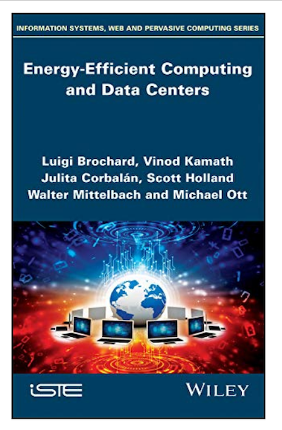 Titel von «Energy-Efficient Computing and Data Centers»