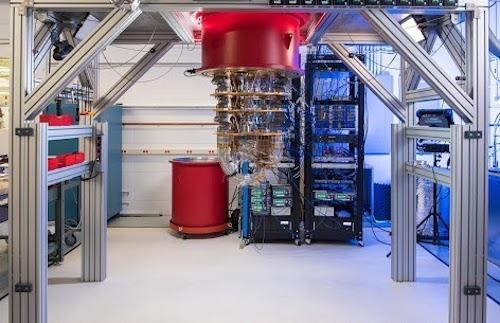 Googles Quantenrechner Sycamore