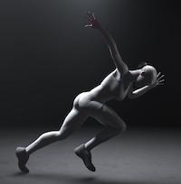 Human Model. Grafic: CompBioMed.eu