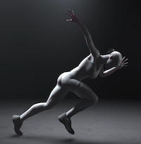 Modell vom Mensch. Bild: CompBioMed.eu