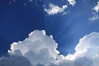 Wolken. Bild: S.Schooler/Unsplash